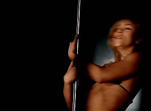 Shakira Stripper Pole